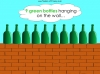 Ten Green Bottles - EYFS (slide 7/42)