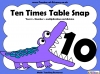 Ten Times Table Snap (slide 1/22)
