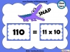 Ten Times Table Snap (slide 12/22)