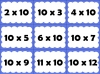 Ten Times Table Snap (slide 19/22)
