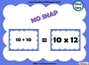Ten Times Table Snap (slide 4/22)