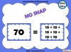 Ten Times Table Snap (slide 7/22)