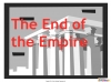 The Fall of the Roman Empire (slide 3/12)
