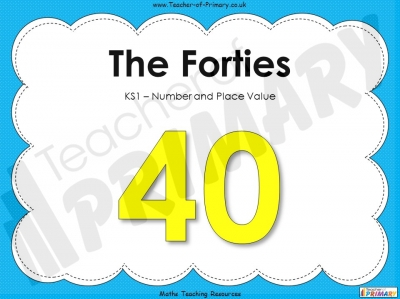 The Forties - KS1