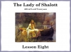 The Lady of Shalott (slide 125/144)