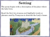 The Lady of Shalott (slide 19/144)