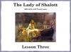 The Lady of Shalott (slide 32/144)