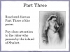 The Lady of Shalott (slide 67/144)