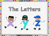 The Letters X Y and Z (slide 1/29)