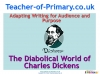 The Life of Charles Dickens (slide 1/56)
