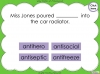 The Prefix 'anti-' - Year 3 and 4 (slide 15/23)
