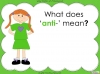 The Prefix 'anti-' - Year 3 and 4 (slide 5/23)