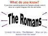 The Romans Complete Pack (slide 6/108)