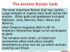 The Romans and Religion (slide 5/12)