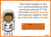 The Solar System - Year 5 (slide 3/46)