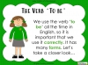 The Verb 'To be' (slide 3/54)