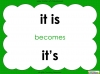 The Verb 'To be' (slide 40/54)
