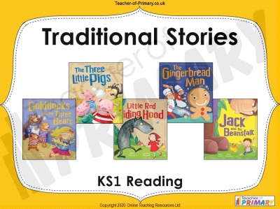 Traditional Stories - Free Resource
