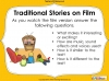 Traditional Stories (slide 46/65)