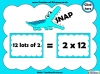 Two Times Table Snap (slide 11/26)