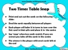 Two Times Table Snap (slide 21/26)