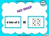 Two Times Table Snap (slide 6/26)
