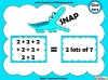 Two Times Table Snap (slide 7/26)
