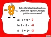 Understanding Negative Numbers - Year 6 (slide 17/25)