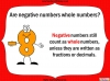 Understanding Negative Numbers - Year 6 (slide 4/25)
