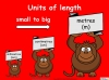 Units of Length - Year 3 (slide 3/57)
