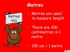 Units of Length - Year 3 (slide 4/57)