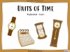 Units of Time  - Year 3 (slide 1/32)