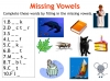 Vowels and Consonants (slide 8/22)