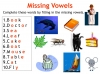 Vowels and Consonants (slide 9/22)