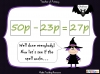 Wanda Witch's Spells - Money Problems (slide 12/23)