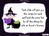 Wanda Witch's Spells - Money Problems (slide 4/23)