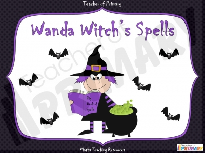 Wanda Witch's Spells - Money Problems