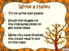 Writing Autumn Poetry (slide 20/42)