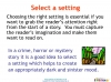 Writing Effective Story Openings (slide 3/15)