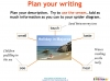 Writing to Describe (slide 19/42)