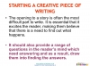 Writing to Entertain (slide 15/149)