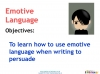 Writing to Persuade (slide 45/71)
