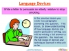 Writing to Persuade (slide 69/71)