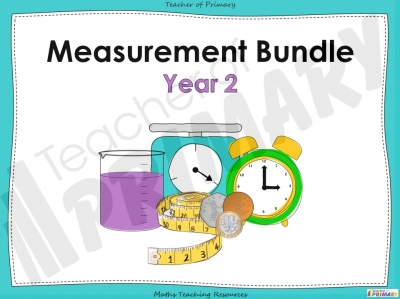 Year 2 Measurement Bundle